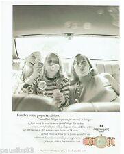 PUBLICITE ADVERTISING 115  1997  PATEK PHILIPPE   montre ELLIPSE D'OR