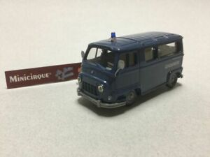 AMMB239 - NOREV - Estafette gendarmerie - 1/43