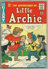 ADVENTURES OF LITTLE ARCHIE #30 (Mad Doctor Doom Appearance) Archie Comics, 1964