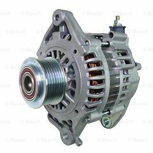 fits Nissan BOSCH alternator PATROL TY61 GU Y61 3.0D 3.0 D 4X4 BXH1235N 2007 - 2