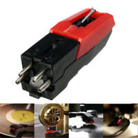 Turntable Diamond Stylus Needle for LP Record Player Phono Ceramic Cartridge D*