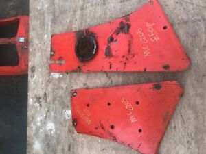 Nuffield 342 tractor Side panels NVC 0205A