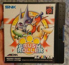 Neo Geo Pocket Color Crush Roller