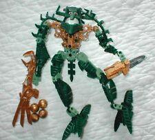 LEGO BIONICLE 8903 PIRAKA ZAKTAN AKA THE SNAKE complete figure FREE SHIPPING