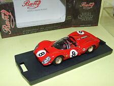 FERRARI 330 P4 SPIDER Brands Hatch 1967   BANG 7140