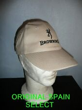 Casquette beige BROWNING ( chasse fusil carabine TAR TIR AIRSOFT PAINTBALL affut