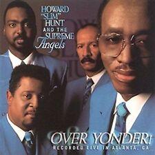 """Over Yonder: Recorded Live in Atlanta, GA by Howard """"Slim"""" Hunt (CD, Jul-1998, M"""