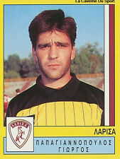 N°211 PLAYER AEL LARISSA GREECE HELLAS PANINI GREEK LEAGUE FOOT 95 STICKER 1995