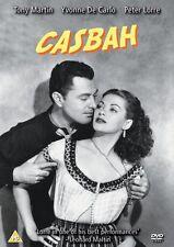 Casbah tony Martin Yvonne De Carlo Peter Lorre - B/W Digitally Remastered film