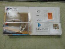 Moen Kaden #87966SRS Single-Handle Pull-Down Sprayer Kitchen Faucet with Reflex
