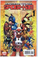Ultimate Civil War: Spider-Ham #1 (Mar 2007, Marvel)