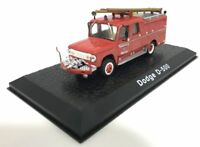 Dodge D500 -   Fire Engines, 1/72,  ATLAS, / Oxford,