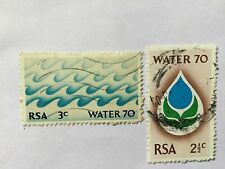 1970 South Africa Nice Stamps . SC 359-360