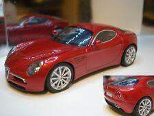 1/43 Minichamps Alfa Romeo 8C Competizione (2003) diecast