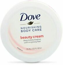 1x Dove Nourishing Body Care Beauty Cream 75ml