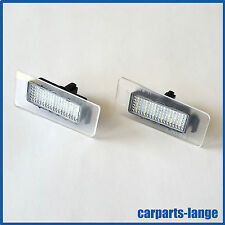 LED SMD Number Plate Lighting Hyundai Elantra i30 ESTATE - KIA CEED CERATO FORTE