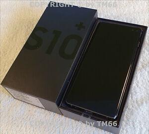 Samsung Galaxy S10+ 512GB G975F Negro como Nuevo En Pvp Sin Marca De Comerciante