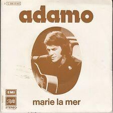 """45 T SP SALVATORE ADAMO """"MARIE LA MER"""""""