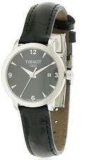 Tissot T-Classic Everytime Leather Ladies Watch T0572101605700