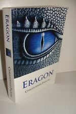 Eragon SIGNED by Christopher Paolini True 1st/1st 2002 Self-Published Softcover