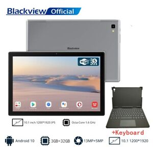 Blackview Tab8E Tablet 10,1 Zoll Android 10 Tablet-PC 6580mAh Octa-Core 3GB+32GB