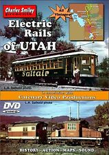 ELECTRIC RAILS OF UTAH CHARLES SMILEY PRESENTS NEW DVD VIDEO