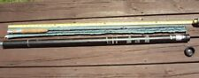 DIAMOND BACK CORTLAND Fly Fishing Rod, Sock & Tube 7034 GRAPHITE 7' Line 3 or 4