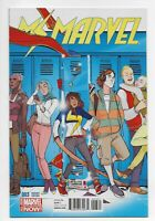 Ms. Marvel Kamala Khan #3 Variant 1:50 Retailer Incentive 2014 Comic Book NM