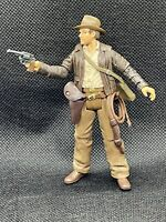 "Hasbro Indiana Jones Action Figure 3.75"" w/Accessories INDY Raiders 2007 MINT"