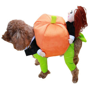 Small Pet Cat Dog Puppy Coats Fancy Halloween Costume Cosplay Party Gift Outfits