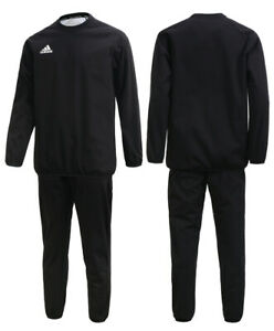 Adidas Weight Loss Crew Neck Sweat Diet Sauna Suit Fitness Exercise ADISS02B