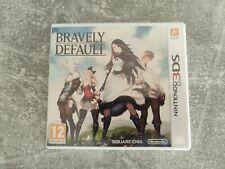 Bravely Default (Nintendo 3DS, 2013)