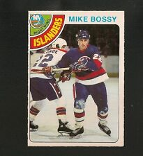 10826* 1978-79 OPC # 115 Mike Bossy RC NM