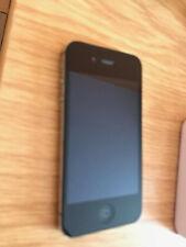 Apple iPhone 4s - 16GB - Schwarz (Ohne Simlock) mit umfangreichem Zubehörpaket