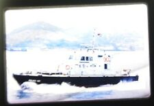 Royal Hong Kong Police Maritime Marine Force Ship Boat 35mm Slide Photograph B