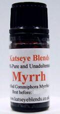 Myrrh Essential Oil x 5ml Steam Distilled Therapeutic Grade 100% Pure