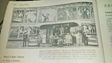 Vintage The Sphinx Issue June 1932 Side Show