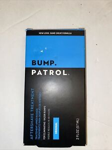 Bump Patrol Original Aftershave Razor Bump Treatment 2 Oz.