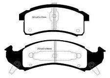 DP21271 EBC Greenstuff Front Brake Pads for Allante Camaro Firebird