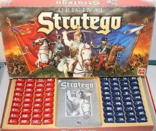 Original Stratego * Jumbo * gute Erhaltung * seltene große Ausgabe * komplett *