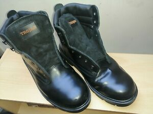 Trojan safety boots Size 8