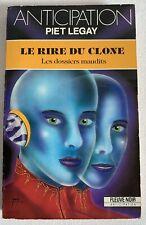 (FN945) ANTICIPATION FLEUVE NOIR  ? N° 1715 - LE RIRE DU CLONE