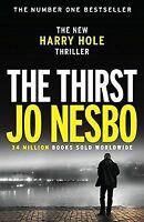 The Thirst: Harry Hole 11 von Nesbo, Jo | Buch | Zustand gut