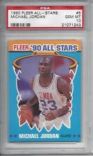 1990 Fleer All-Star #5 Michael JORDAN PSA 10+++ HOF