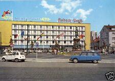 AK, Bremerhaven, Theodor-Heuss-Platz mit Nordsee-Hotel, um 1980