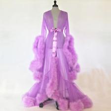 Sexy Lingerie Sleepwear Women Lace Robe Babydoll Gown Underwear Night Dress