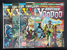 Strange Tales ft Brother VooDoo 1973 #169 170 171 172 173 Multiverse of Madness