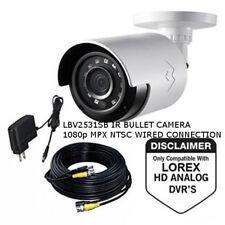 Lorex LBV2531SB Bullet Camera 1080p HD For MPX Surveillance Systems, cctv Camera