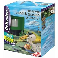 Defenders Jet Spray Fox Repeller Deter Cat Dog Rabbit Squirrel Pest Control NEW