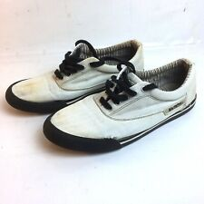 MACBETH | Sports shoes RARE USA 9 / EUR 42,5 / UK 8 White/Black